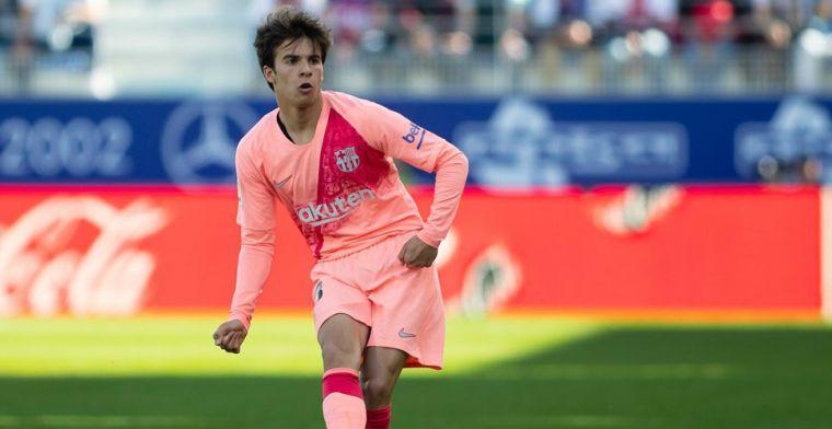 FC Barcelona-talent looft De Jong: 'Heel getalenteerd, een speler in Barça-stijl'