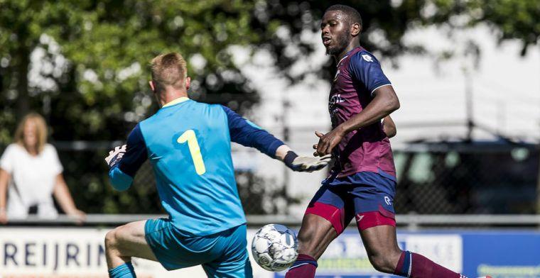 'Willem II hoopt op interesse in pechvogel Coulibaly na 96 minuten in twee jaar'