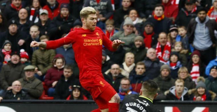 OFFICIEEL: Moreno verbreekt contract bij Liverpool en keert terug naar Spanje