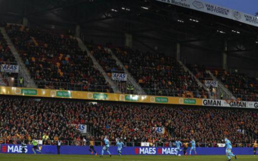 Afbeelding: KV Mechelen krijgt twee weken voor aanvang goed nieuws na climax in voetbalsoap