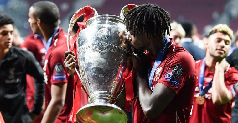 Liverpool legt Champions League-held vast: Ik ben hier een man geworden
