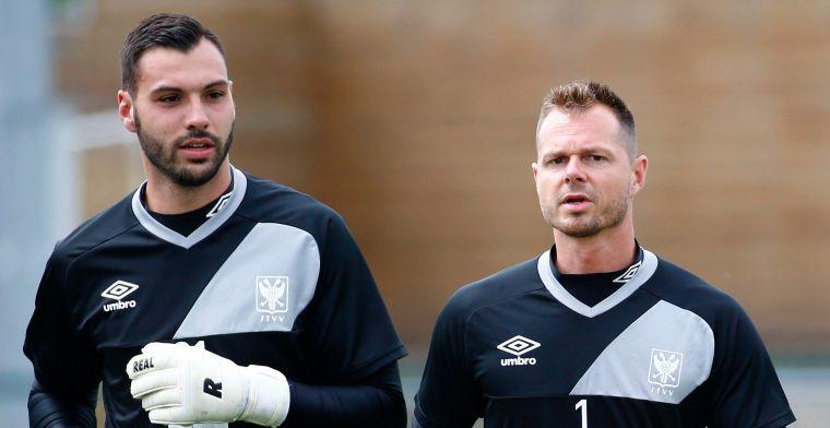'Waasland-Beveren bereikt akkoord met STVV over Belgische doelman Pirard'