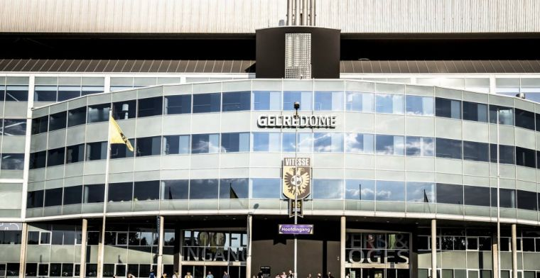 Vitesse bereid om stadion acht weken af te staan voor Songfestival: 'Unieke kans'