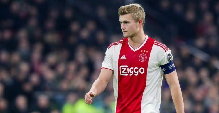 AD: Ajax wil minstens 75 miljoen, mondelinge afspraak heeft geen kans van slagen
