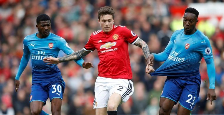 Manchester United-verdediger in belangstelling van 'grote Europese club'