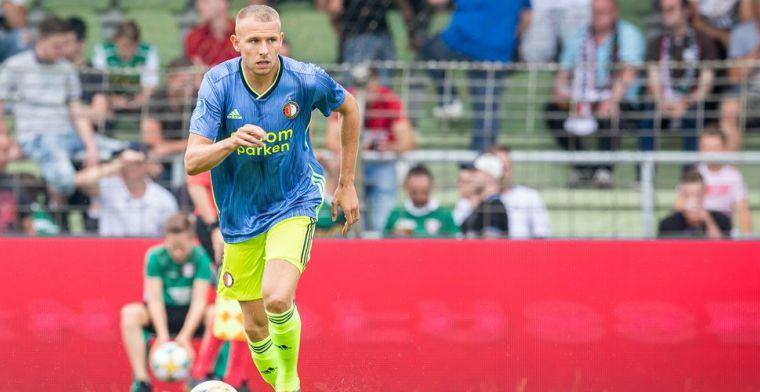 Van Beek baalt: 'Een paar jaar terug zat ik in dezelfde positie als De Ligt nu'