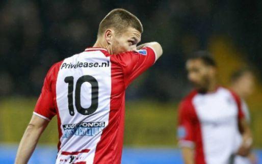 Afbeelding: Go Ahead bevestigt transfer 'Overijssel-specialist': 'Telkens minstens tien goals'