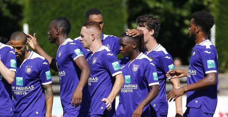'Anderlecht is gecharmeerd en overweegt Sam toch een contract te geven'