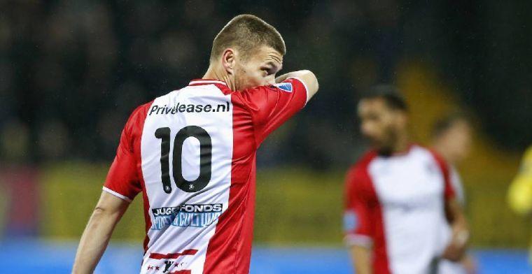 Go Ahead bevestigt transfer 'Overijssel-specialist': 'Telkens minstens tien goals'