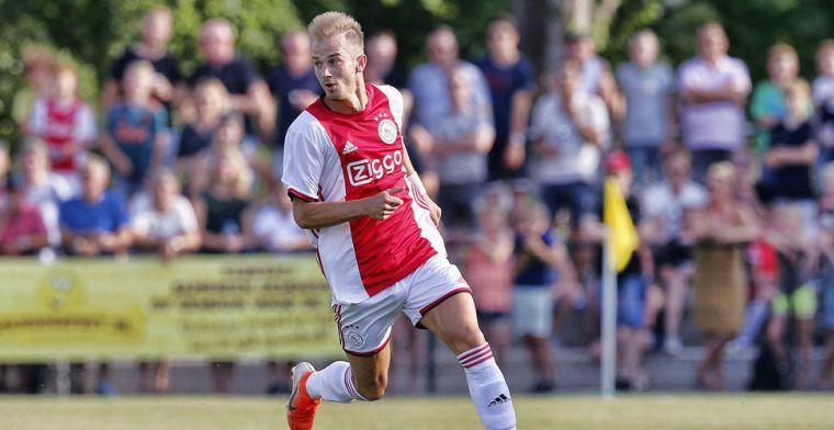 'Toen ik wist dat ik weg zou gaan bij Ajax, was FC Utrecht de eerste optie'