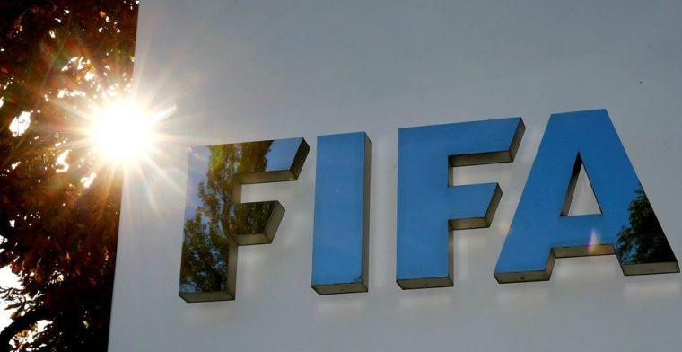 FIFA presenteert nieuwe code: racisme en discriminatie harder bestraft
