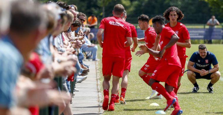 'Vijfde versterking: FC Twente verwacht nieuwe linksback donderdag in De Lutte'