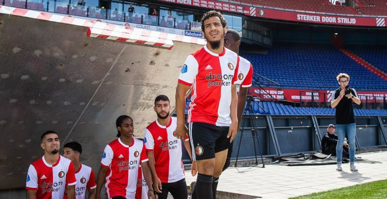 Nieuwe kans onder Stam bij Feyenoord: 'De trainer wilde me niet opstellen'