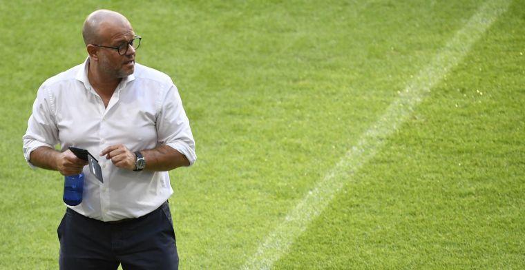 Verhaeghe kijkt naar toekomst bij Club Brugge: Verkopen? Niet de bedoeling