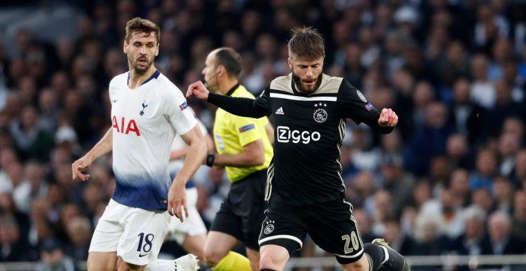 Schöne maakt doelpunt van het jaar voor Ajax: 'Mooi en bijzonder doelpunt'