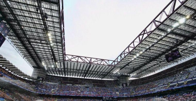 AC Milan stelt San Siro open voor Champions League-debuut De Roon en Hateboer