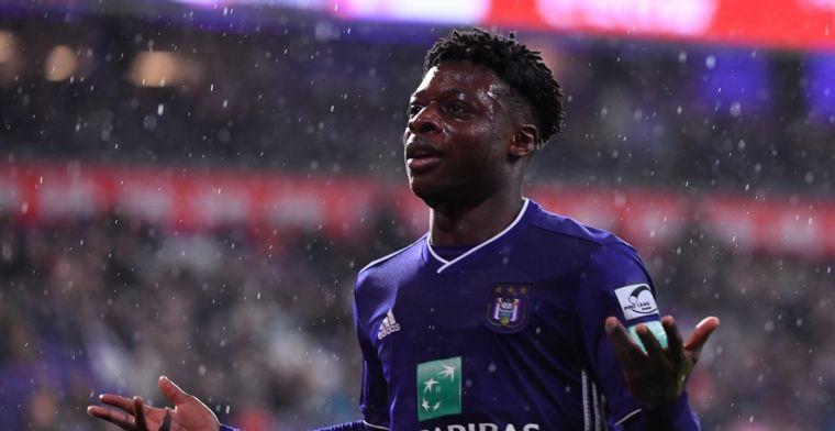 Doku blinkt helemaal uit bij Anderlecht: Dat zie je niet veel