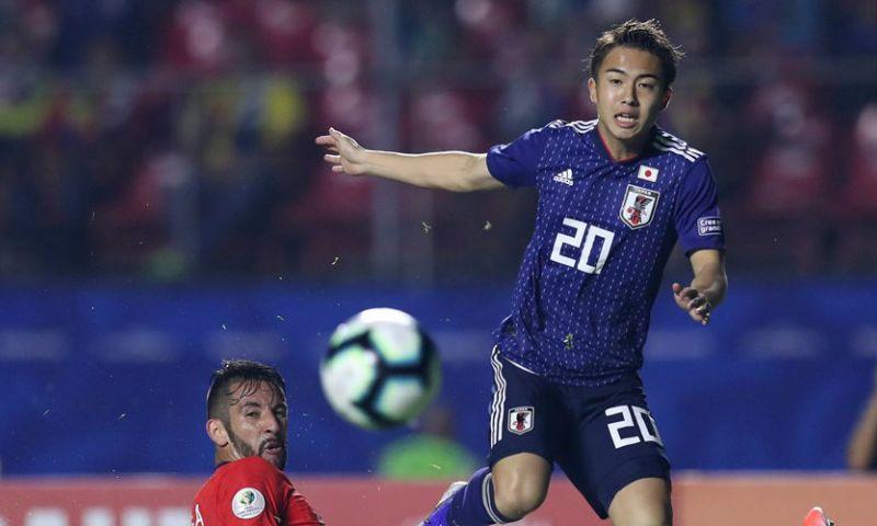 Afbeelding: OFFICEEL: Barcelona haalt 'grootste talent van Japan' en betaalt twee miljoen