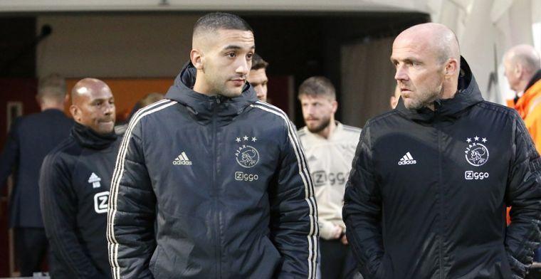 BBC: Arsenal zet streep door naam van Ziyech na analyse van Ajax-spelmaker