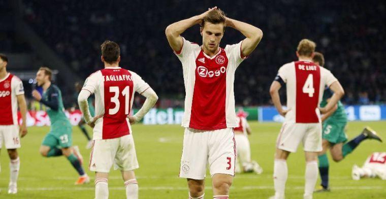 The Daily Mail: West Ham overweegt bod op Ajax-verdediger Veltman