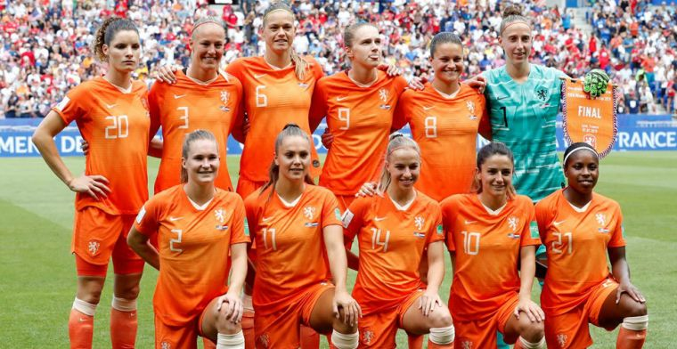 Oranje bereikt door historisch WK hoogste positie ooit op wereldranglijst FIFA