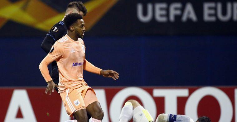 OFFICIEEL: Anderlecht stuurt jongeling Delcroix richting RKC Waalwijk