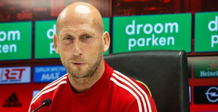 Stam hoopt op Feyenoord-versterking in elke linie: 'Maar moeten kieskeurig zijn'