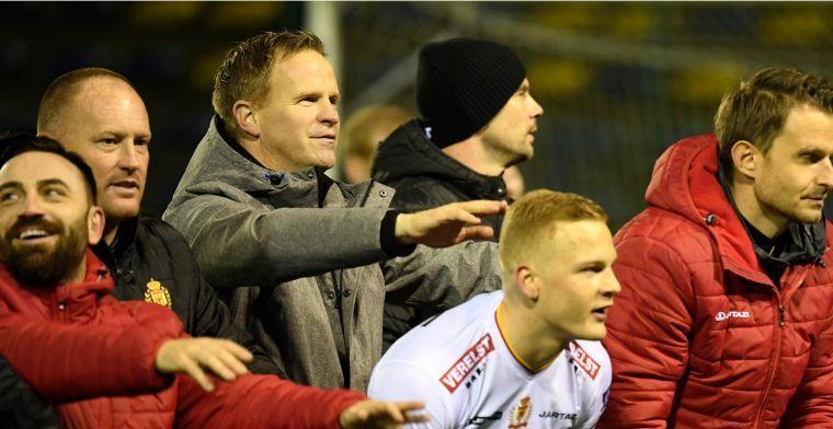 KV Mechelen riskeert strenge sanctie, Vrancken: Dat zou absurd zijn