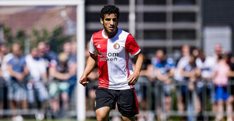 'Duidelijk dat ik niet weer een heel jaar op de bank wil zitten bij Feyenoord'