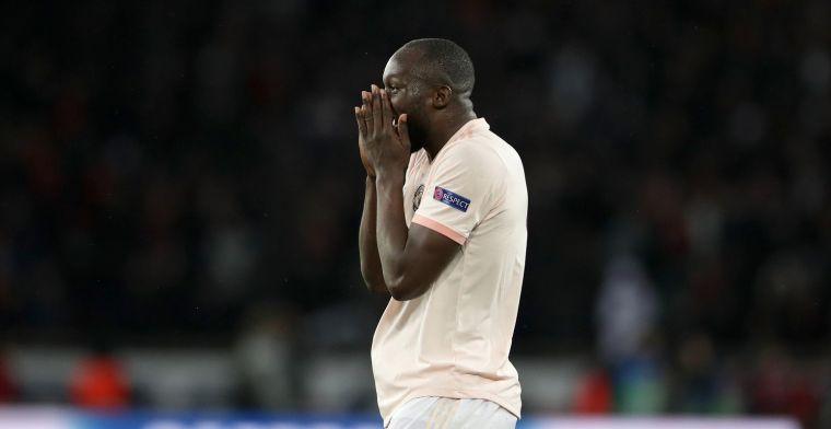 BBC Sport: 'Lukaku moet in Manchester blijven, deal valt in duigen'