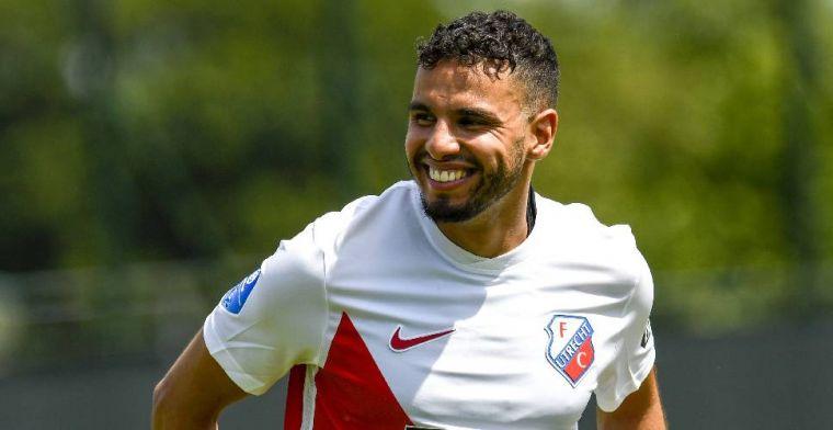 'Heb niet de arrogantie dat ik wel even de grote man word bij FC Utrecht'