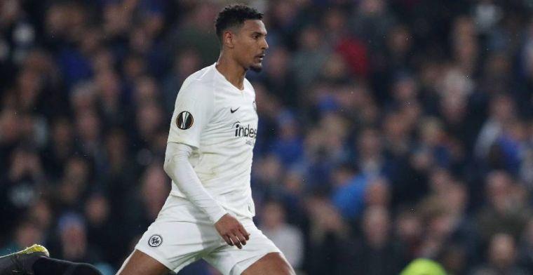 Update: Eintracht Frankfurt bevestigt: Haller naar Londen voor medische keuring