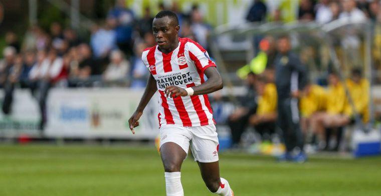 Bruma laat zich zien bij PSV-debuut: 'Je ziet dat hij veel kwaliteit heeft'