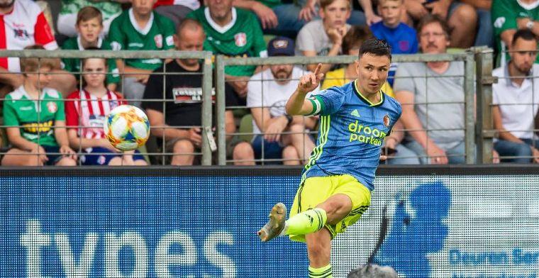 PSV wil shoppen bij Feyenoord, zaterdag gesprek met Raiola