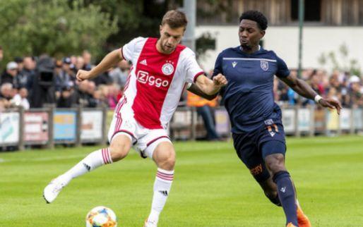 Afbeelding: Elia voor wedstrijd tegen Ajax: