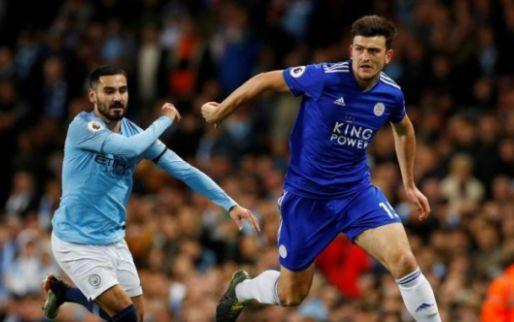 Afbeelding: 'Maguire wijst op De Ligt en is boos: United moet Van Dijk-record breken'