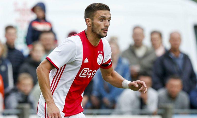 Afbeelding: Ajax scoort twee keer en wint eerste oefenduel op trainingskamp in Oostenrijk