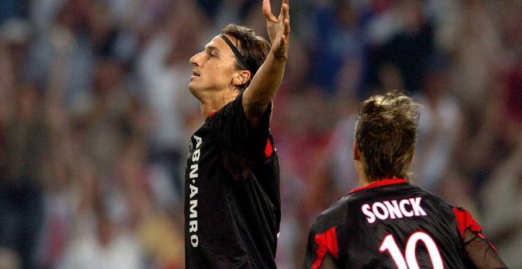 Zlatan grapt: 'Als Ajax-directeur doe ik het beter dan iedereen die daar nu zit'