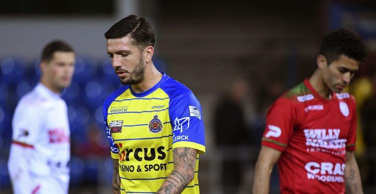 'Waasland-Beveren kan aanvaller kwijtspelen aan Italiaanse derdeklasser'