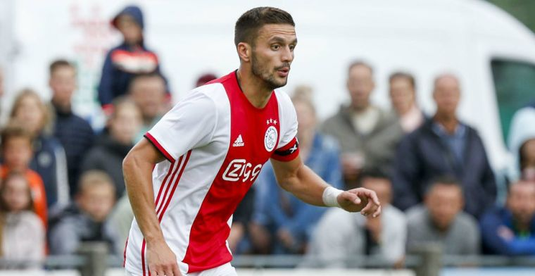 Ajax scoort twee keer en wint eerste oefenduel op trainingskamp in Oostenrijk