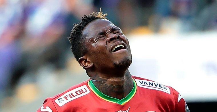 Ooit sensationele overgang van Standard naar Anderlecht, nu transfervrij