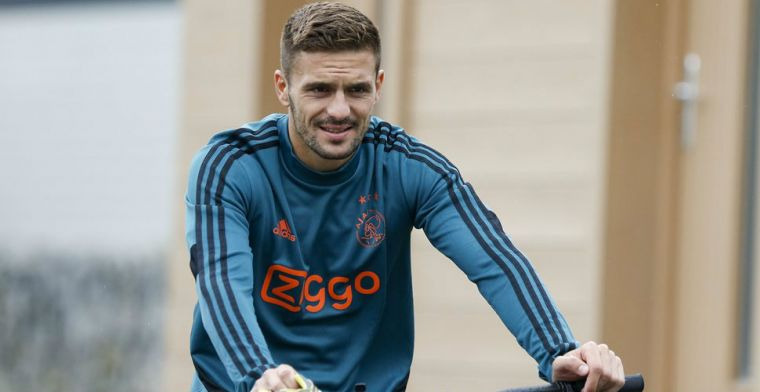 Tadic 'stelt zich kandidaat voor aanvoerderschap' en deelt band met Huntelaar