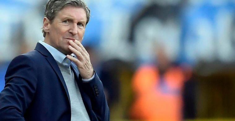Dury ziet Anderlecht, Genk, Club Brugge en Standard uitpakken op transfermarkt