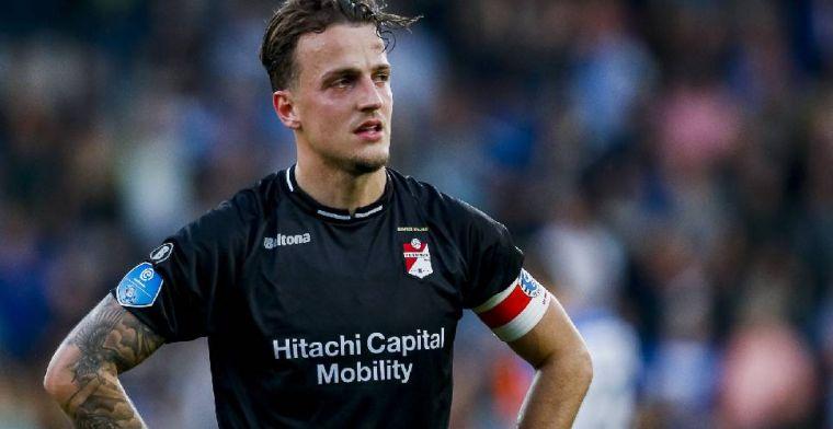 FC Emmen blust brandje en deelt nieuw contract uit: 'Heb het altijd goed gehad'