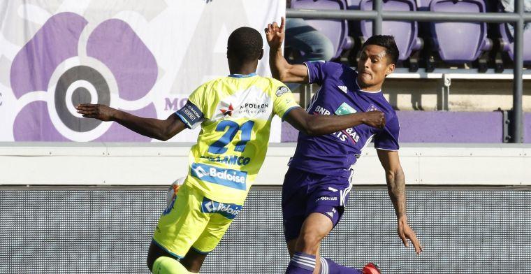 Foutje: Anderlecht denkt niet aan Najar en Dimata op jaarlijkse fandag