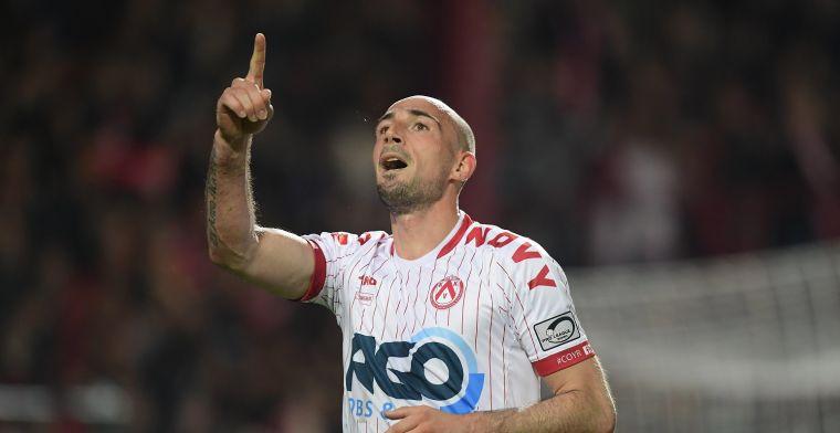 'KV Kortrijk wil Lepoint (34) niet laten gaan, Cercle Brugge blijft hopen'