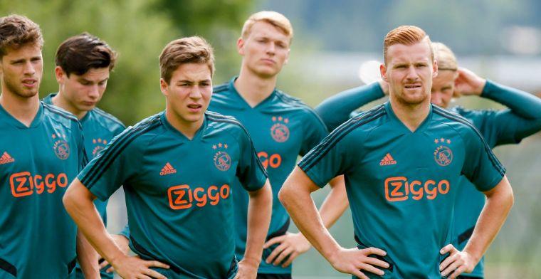 Back in business na rotseizoen bij Ajax: Natuurlijk wil ik dit jaar doorbreken
