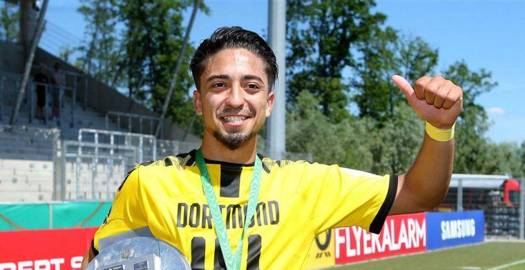 Ook Borussia Dortmund neemt Nederlands talent mee naar Verenigde Staten