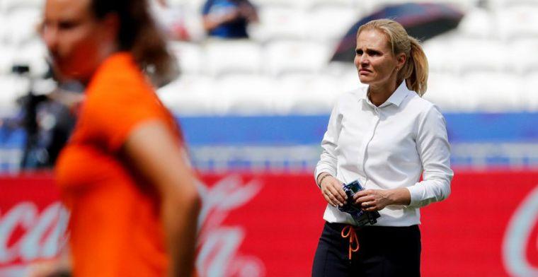 Wiegman in Eredivisie 'compleet onzin': 'Is ook ongeloofwaardig'