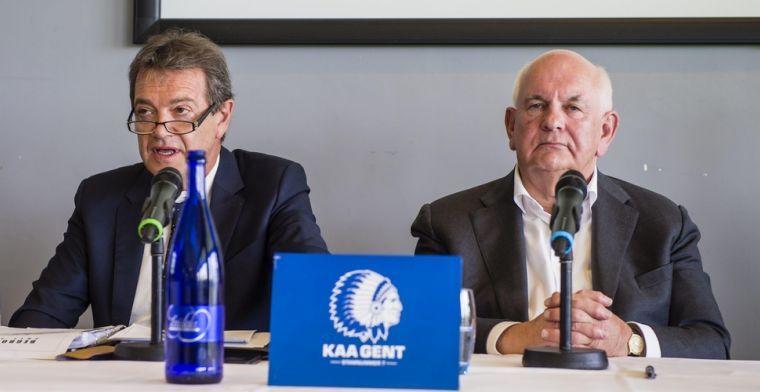 AA Gent vindt nieuwe financiële partner: 'Zal prijken op de mouwen van de shirts'